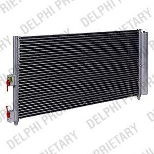 Радиатор кондиционера DELPHI TSP 0225593