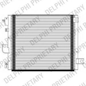 Конденсор кондиционера DELPHI TSP0225599