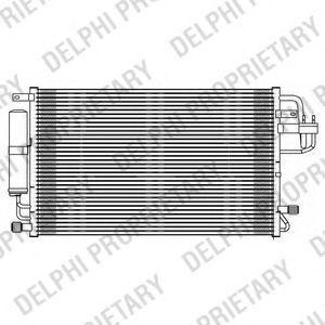Радиатор кондиционера DELPHI TSP0225600