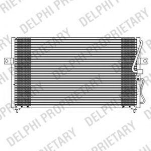 Радиатор кондиционера DELPHI TSP0225608