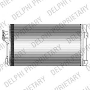 Радиатор кондиционера DELPHI TSP0225611