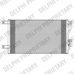 Радиатор кондиционера DELPHI TSP0225613
