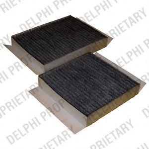 Фильтр, воздух во внутренном пространстве DELPHI TSP0325229C