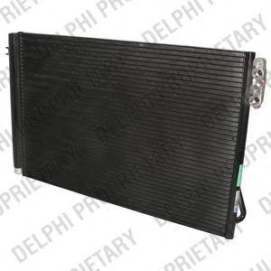 Радиатор кондиционера DELPHI TSP0225545