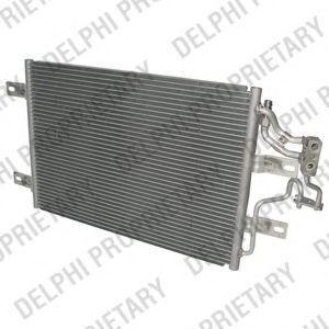Радиатор кондиционера DELPHI TSP0225567