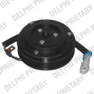 Электромагнитное сцепление компрессора DELPHI 01650040