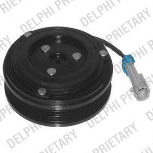 Муфта компрессора электромагнитная кондиционера DELPHI 0165003/0