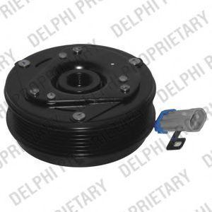 Муфта компрессора электромагнитная DELPHI 01650230