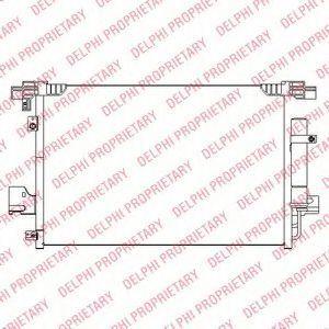 Радиатор кондиционера DELPHI TSP0225648