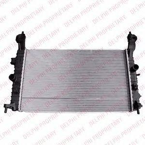 Радиатор охлаждения DELPHI TSP0524041