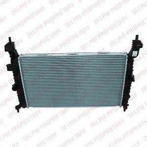 Радиатор охлаждения DELPHI TSP0524043