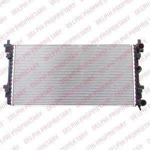 Радиатор охлаждения DELPHI TSP0524077