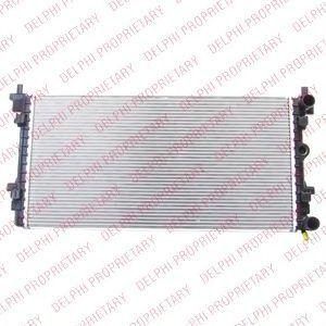 Радиатор охлаждения DELPHI TSP0524078