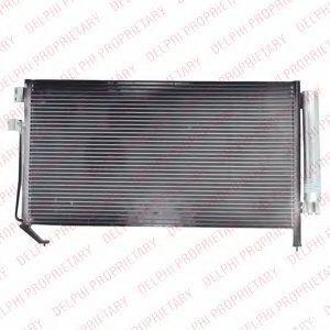 Радиатор кондиционера DELPHI TSP0225705