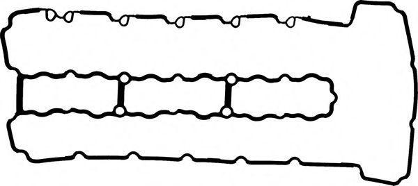 Прокладка клапанной крышки VICTOR REINZ 71-39366-00
