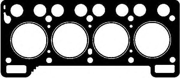 Прокладка, головка цилиндра VICTOR REINZ 612199540