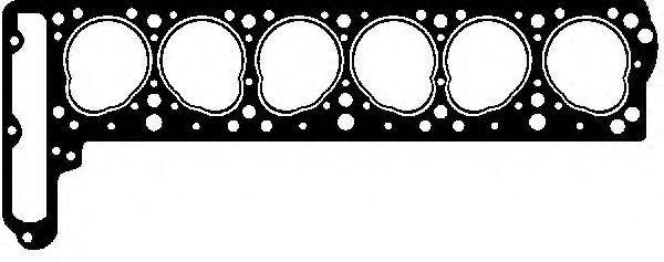 Прокладка, головка цилиндра VICTOR REINZ 612342510