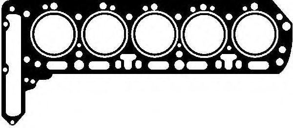 Прокладка ГБЦ VICTOR REINZ 612412540