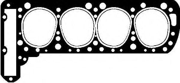 Прокладка ГБЦ VICTOR REINZ 612417030