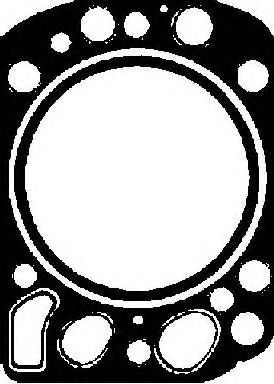 Прокладка ГБЦ VICTOR REINZ 612510555