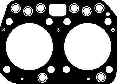Прокладка ГБЦ VICTOR REINZ 612620010