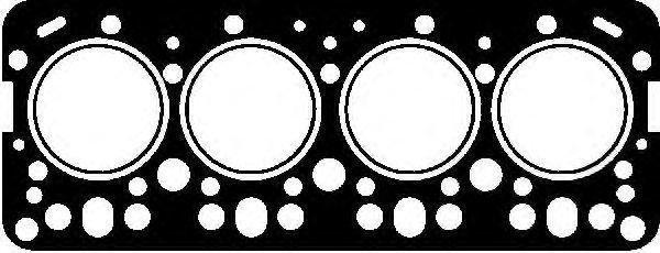 Прокладка ГБЦ VICTOR REINZ 612630560