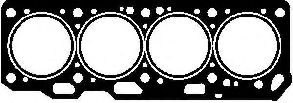 Прокладка ГБЦ VICTOR REINZ 612802510
