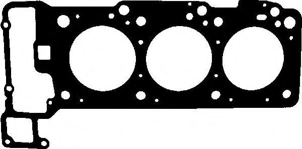 Прокладка ГБЦ левый VICTOR REINZ 613126000
