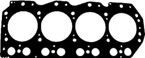 Прокладка ГБЦ VICTOR REINZ 613127520