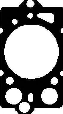 Прокладка ГБЦ VICTOR REINZ 613541000