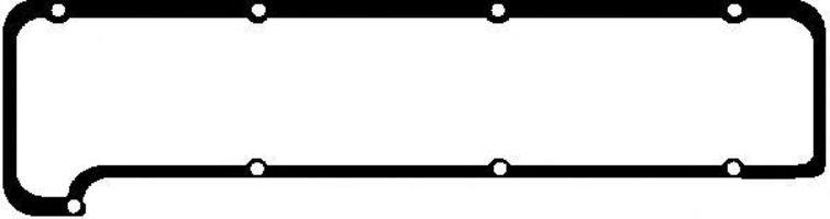 Прокладка, крышка головки цилиндра VICTOR REINZ 711290710