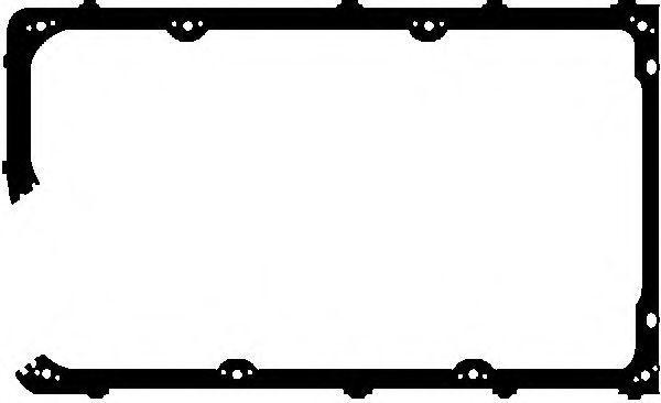 Прокладка, крышка головки цилиндра VICTOR REINZ 711305800