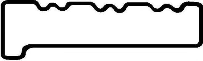 Прокладка, крышка головки цилиндра VICTOR REINZ 712306600