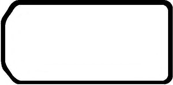 Прокладка, крышка головки цилиндра VICTOR REINZ 712330700