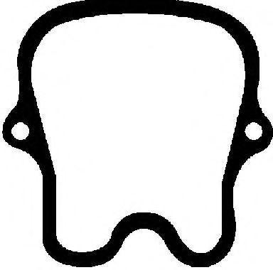 Прокладка клапанной крышки VICTOR REINZ 712390620