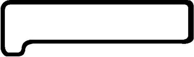 Прокладка, крышка головки цилиндра VICTOR REINZ 712406900