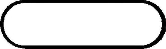 Прокладка клапанной крышки VICTOR REINZ 713394100