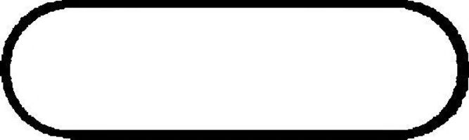 Прокладка, крышка головки цилиндра VICTOR REINZ 713394100