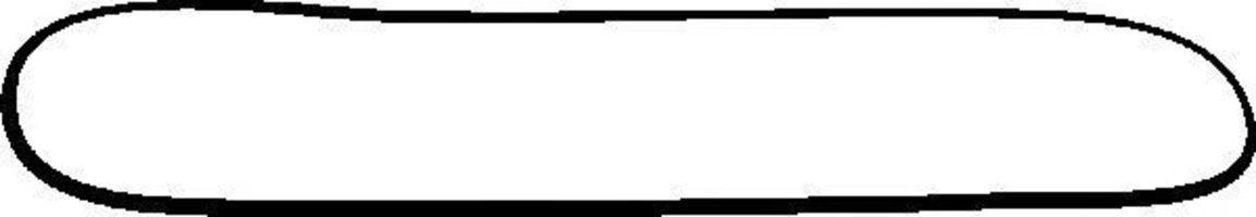 Прокладка клапанной крышки VICTOR REINZ 71-33942-10