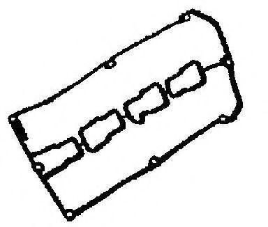 Прокладка клапанной крышки VICTOR REINZ 71-35807-10