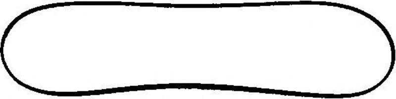 Прокладка клапанной крышки VICTOR REINZ 715232300