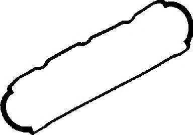 Прокладка, крышка головки цилиндра VICTOR REINZ 715237400