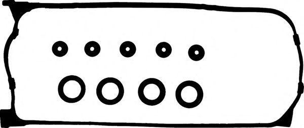 Прокладка клапанной крышки VICTOR REINZ 15-52543-01