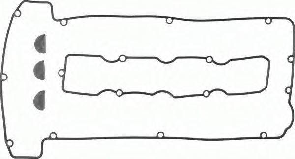 Комплект прокладок, крышка головки цилиндра VICTOR REINZ 153531601