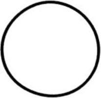 Кольцо уплотнительное VICTOR REINZ 40-76741-00