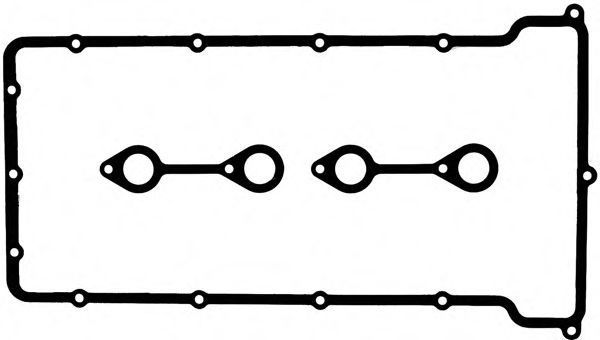 Комплект прокладок, крышка головки цилиндра VICTOR REINZ 153516701