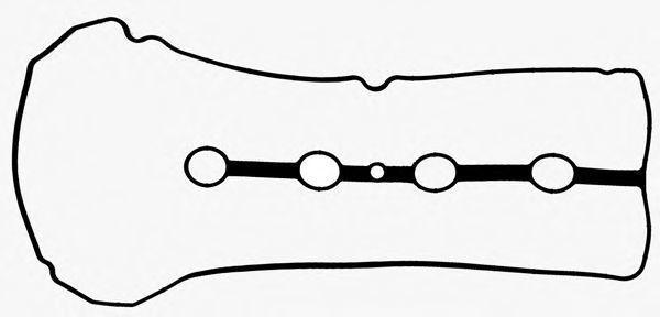 Прокладка клапанной крышки VICTOR REINZ 71-54053-00