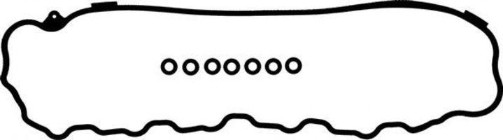 Комплект прокладок, крышка головки цилиндра VICTOR REINZ 153615202