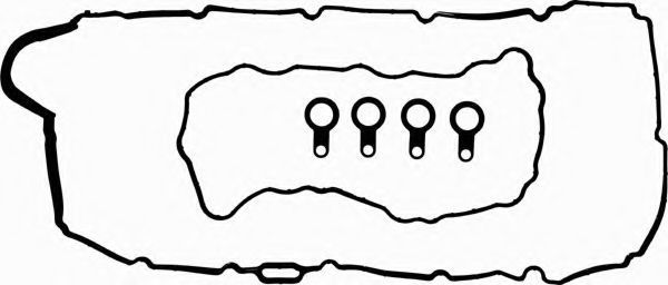 Прокладки клапанной крышки VICTOR REINZ 151000101