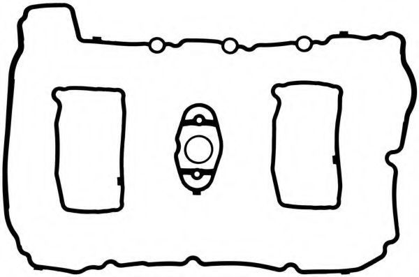 Комплект прокладок, крышка головки цилиндра VICTOR REINZ 151002701